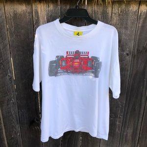 🏎🏎 Vintage 90s Ferrari tee shirt